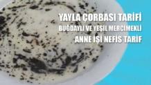 yayla-çorbası-tarifi-buğdaylı-yeşil-mercimekli