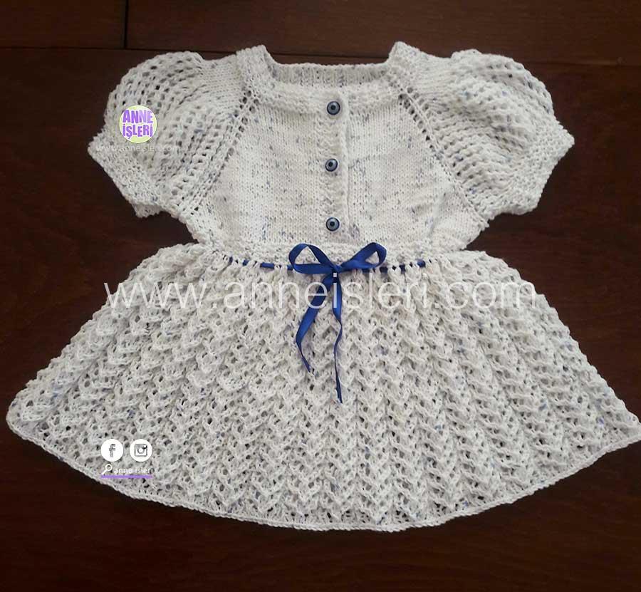 karpuz-kollu-bebek-elbisesi
